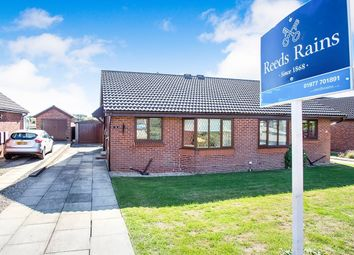 Thumbnail 2 bed bungalow for sale in Brooke Court, Pontefract, West Yorkshire