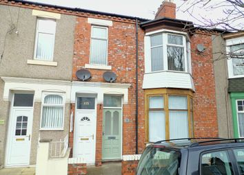 Thumbnail 3 bed flat for sale in Wharton Street, South Shields