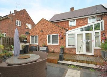 Thumbnail 5 bedroom end terrace house for sale in Gervase Avenue, Sheffield, South Yorkshire