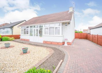 Thumbnail 2 bedroom detached bungalow for sale in Joan Avenue, Moreton, Wirral