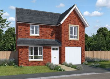 "Thumbnail 3 bedroom detached house for sale in ""Crammond"" at Hillman Road, Paisley"