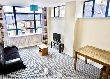 2 bed flat to rent in Water Street, Huddersfield HD1
