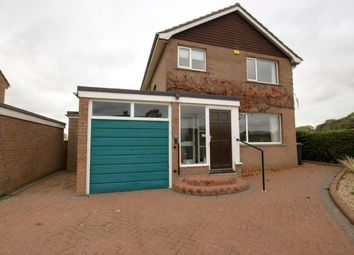 Thumbnail 3 bed detached house for sale in Hurley Road, Little Corby, Carlisle
