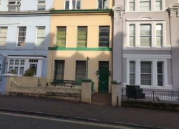 Thumbnail Studio to rent in Belgrave Road, Torquay