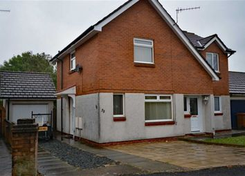 Thumbnail 2 bed semi-detached house for sale in Lowther Road, Millom, Cumbria
