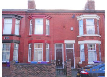 Thumbnail 3 bed terraced house for sale in Gloucester Road, Liverpool