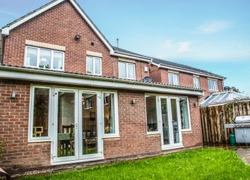Thumbnail 4 bed detached house for sale in Cedarwood Court, Scholes, Rotherham