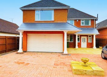 Thumbnail 5 bed detached house for sale in Hinckley Road, Leicester Road East, Leicester