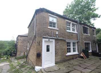Thumbnail 2 bedroom end terrace house to rent in Dole Street, Thornton, Bradford