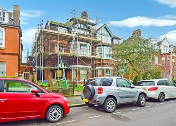 Thumbnail 2 bed flat for sale in Kingsnorth Gardens, Folkestone, Kent