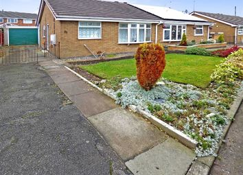 Thumbnail 2 bed semi-detached bungalow for sale in Rochester Crescent, Crewe
