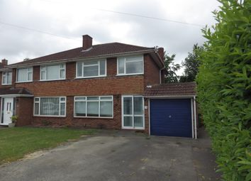 Thumbnail 3 bed semi-detached house to rent in Northumberland Avenue, Aylesbury, Buckinghamshire