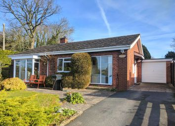 Thumbnail 3 bed detached bungalow for sale in Breinton, Hereford