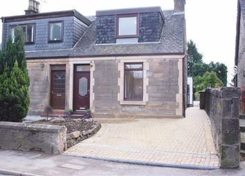 Thumbnail 2 bed semi-detached house for sale in High Street, Bonnybridge, Stirlingshire