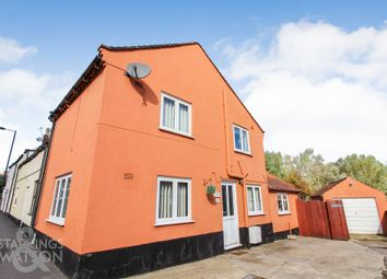 Thumbnail 2 bed end terrace house for sale in Staithe Road, Bungay