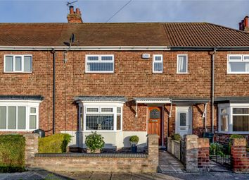 Thumbnail 2 bed terraced house for sale in Drew Avenue, Grimsby