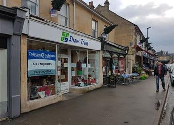 Thumbnail Retail premises to let in 36, Moorland Road, Bath