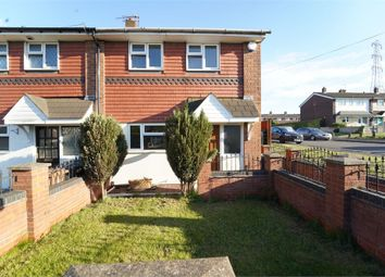 Thumbnail 2 bed end terrace house for sale in Telford Road, Walsall, West Midlands