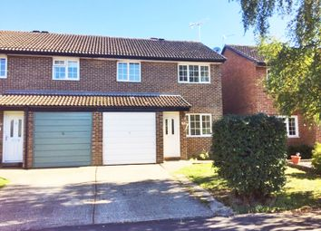 Thumbnail 3 bed semi-detached house to rent in Bluebell Close, Horsham