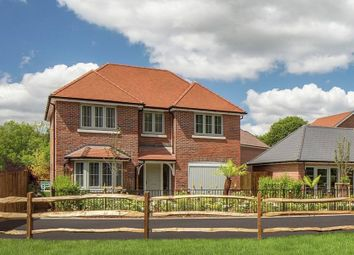 "Thumbnail 4 bed detached house for sale in ""The Natland"" at St. Legers Way, Riseley, Reading"