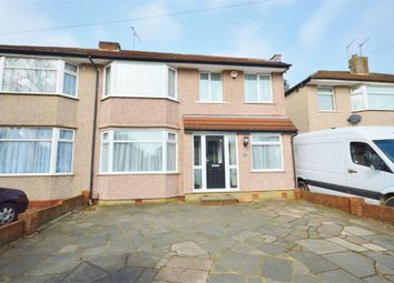 Thumbnail 4 bed semi-detached house for sale in Westlea Avenue, Watford, Hertfordshire