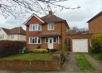 Thumbnail 3 bedroom detached house for sale in The Ruffetts, South Croydon