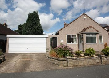 Thumbnail 3 bed detached bungalow to rent in Church Road, Byfleet