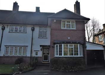 Thumbnail 3 bedroom semi-detached house to rent in Russell Road, Moseley, Birmingham