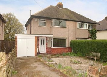 Thumbnail 3 bed semi-detached house for sale in Hilltop Road, Dronfield, Derbyshire