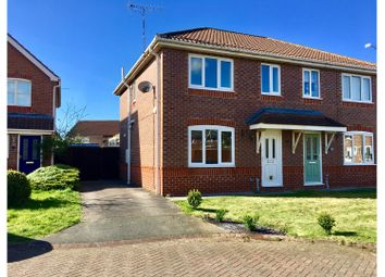 Thumbnail 3 bed semi-detached house for sale in Beaver Close, Chester