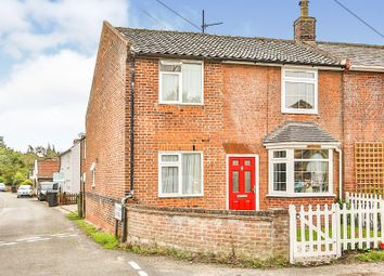 Thumbnail 3 bed cottage for sale in The Street, Norton Subcourse, Norwich