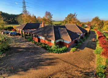Thumbnail 5 bed detached house for sale in Ginns Road, Stocking Pelham, Buntingford