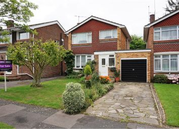 Thumbnail 3 bed link-detached house for sale in Summerlands Road, Fair Oak