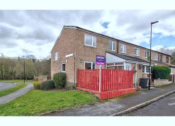 Thumbnail 3 bed end terrace house for sale in Totley Brook Croft, Totley, Sheffield