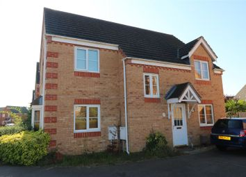 Thumbnail 4 bed property to rent in Sunderland Place, Shortstown, Bedford