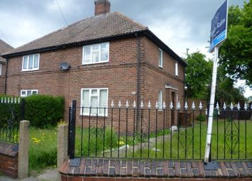 Thumbnail 2 bed semi-detached house to rent in Madeley Square, Castleford