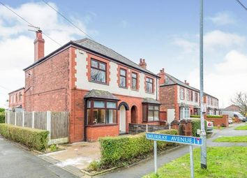 Thumbnail 3 bed semi-detached house for sale in Moss Lane, Farington Moss, Leyland