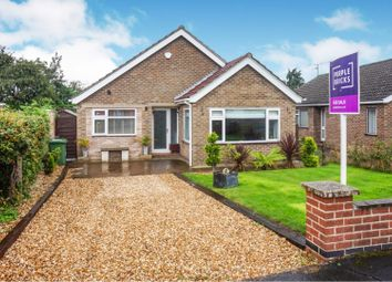 Thumbnail 4 bedroom detached bungalow for sale in Albion Close, Lincoln