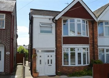 Thumbnail 4 bed semi-detached house for sale in Glebe Road, Hinckley