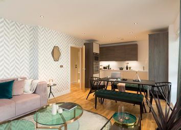 Thumbnail 2 bedroom flat for sale in Dalmeny Avenue, Islington, London