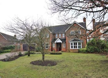Thumbnail 5 bed detached house to rent in Erica Drive, Wokingham, Berkshire