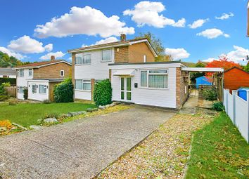 Thumbnail 4 bed detached house for sale in West Way, Broadstone