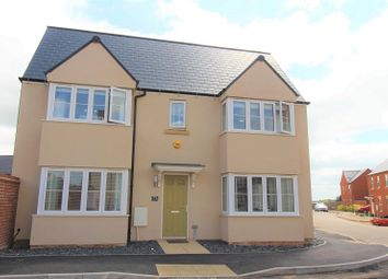 Thumbnail 3 bed link-detached house for sale in Songthrush Road, Bodicote, Banbury
