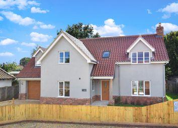 Thumbnail 4 bed property for sale in Blythburgh Road, Westleton, Saxmundham