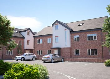 Thumbnail 2 bed flat for sale in Old Sycamore Place, Chesterfield