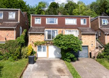 Thumbnail 3 bed semi-detached house for sale in Stewarts Way, Marlow