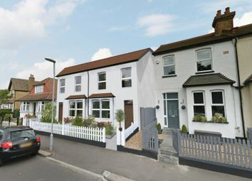 Thumbnail 4 bed semi-detached house for sale in Lenelby Road, Surbiton