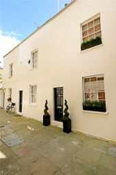 Thumbnail 2 bed mews house for sale in Ann's Close, London