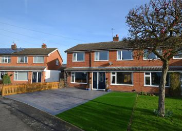 Thumbnail 5 bed semi-detached house for sale in Avon Road, Barrow Upon Soar, Leicestershire
