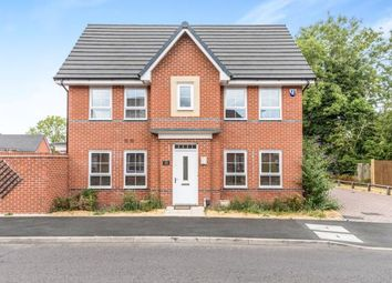 Thumbnail 3 bedroom detached house for sale in Monksway, Kings Norton, Birmingham, West Midlands
